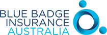 Blue Badge Insurance Australia Logo