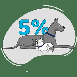 Blue Badge Insurance Multiple Pet Discount